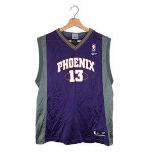 Reebok Steve Nash Phoenix Suns Jersey